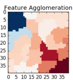 Feature Agglomeration vs Univariate Selection